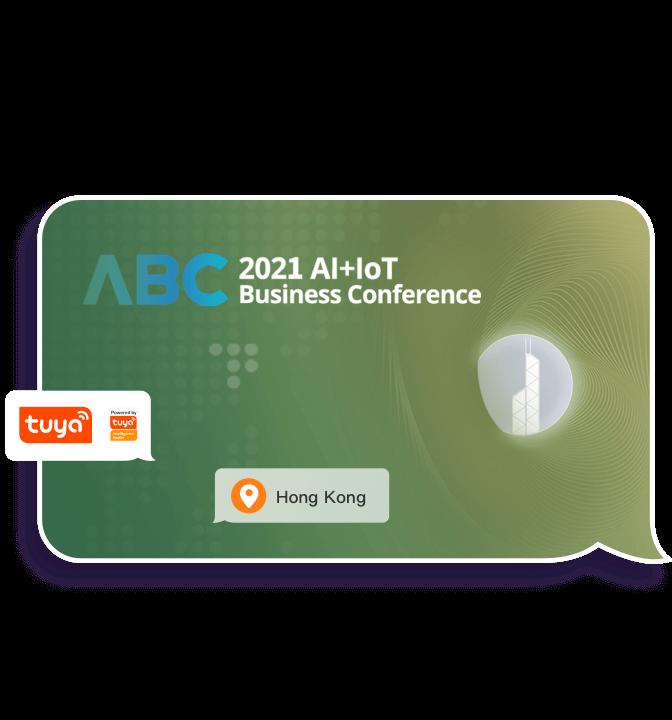 AI+IoT Business Conference · Hong Kong