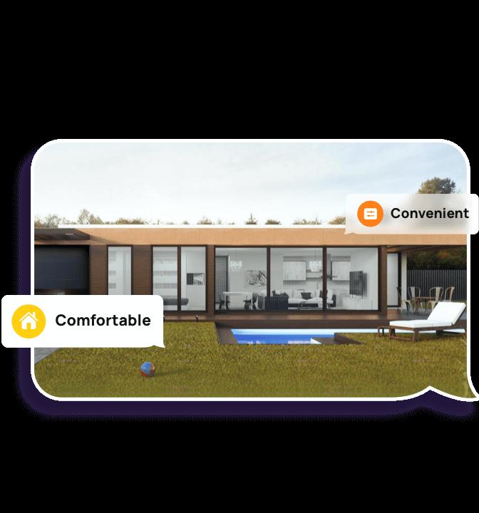 Make Your Home Comfortable & Convenient